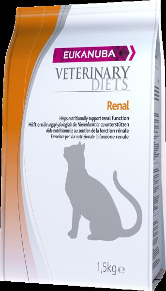 Eukanuba Veterinary Diets Renal für Katzen 1,5kg