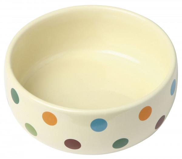 Keramiknapf Dots