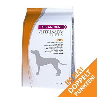 Eukanuba Veterinary Renal für Hunde