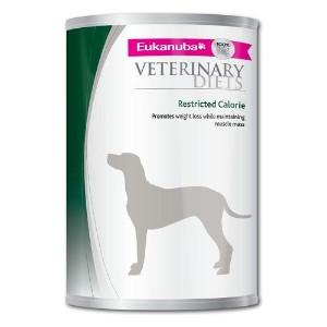 Eukanuba Veterinary Diets Restricted Calorie für Hunde 400g
