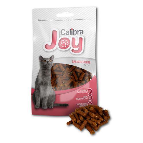 Calibra JOY Cat / Lachsstreifen - Snack 70g