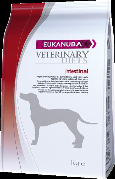 Eukanuba Veterinary Diets Intestinal für Hunde 1kg